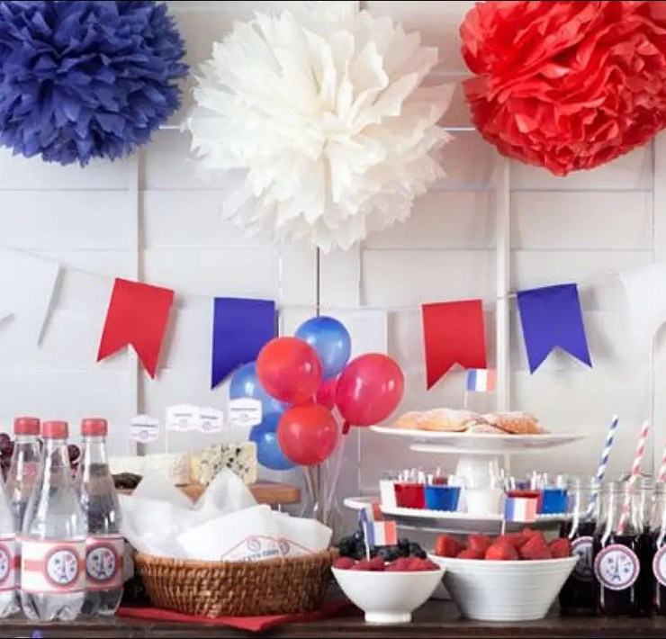 Decor, Creative Decor Ideas For The 4th Of July