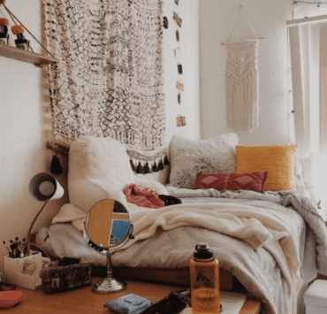 dorm space, 15 Ways You Can Really Personalize Your Dorm Space