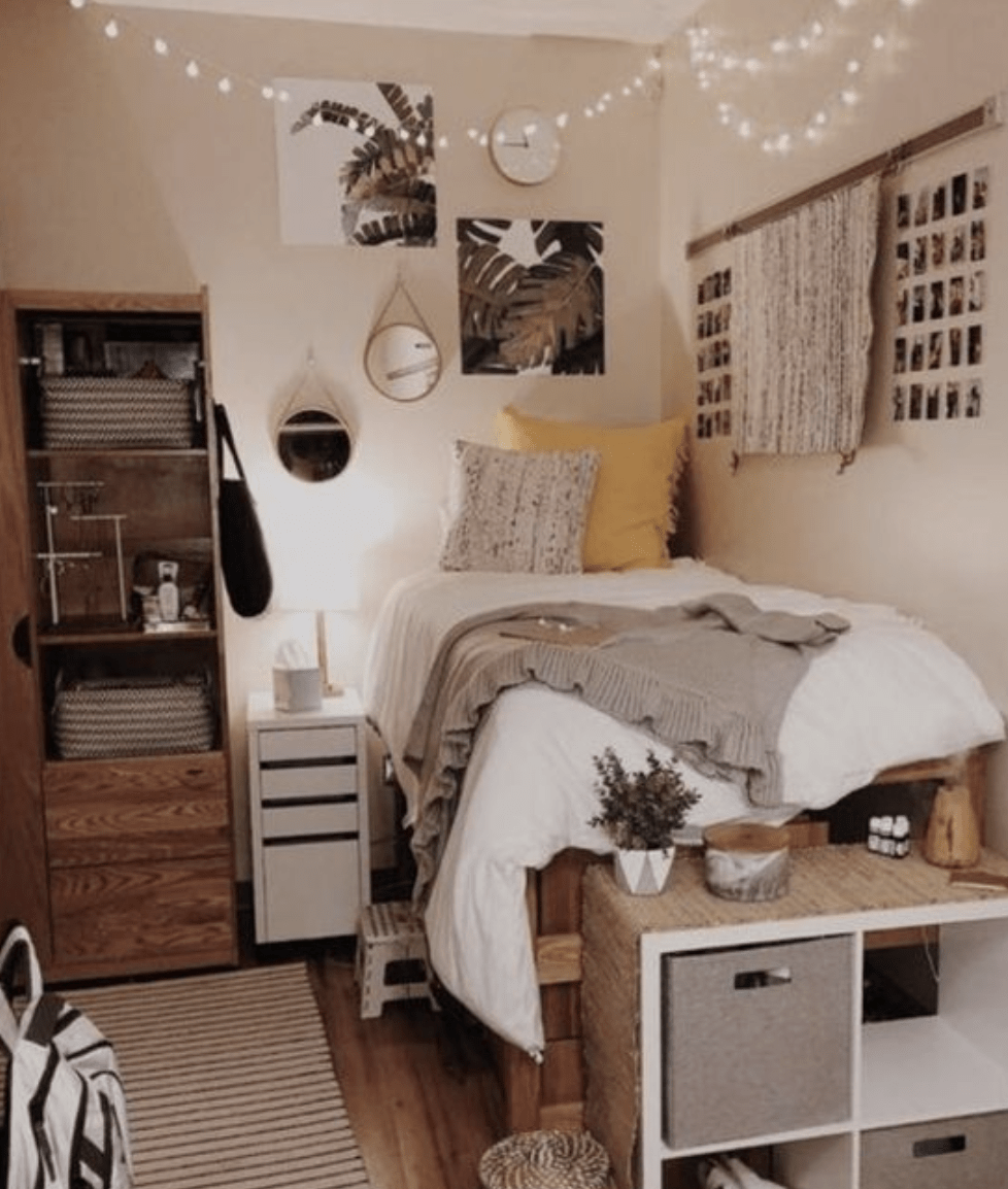 10 DIY Projects to Make Your College Dorm Feel Like Home