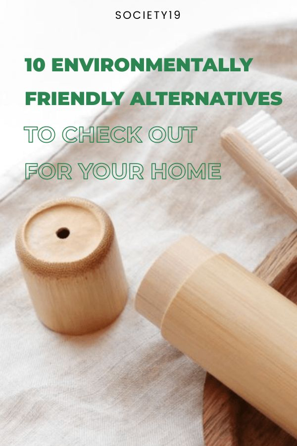 environmentally friendly alternative, 10 Environmentally Friendly Alternatives To Check Out For Your Home