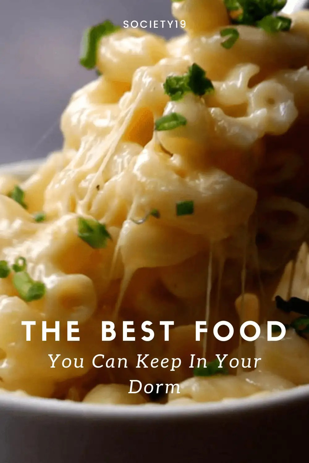 The Best Food You Can Keep In Your Dorm