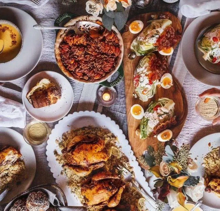 20 Delicious Thanksgiving Dinner Ideas