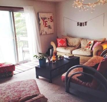 Decor ideas for college, 10 Decor Ideas For Your College Apartment