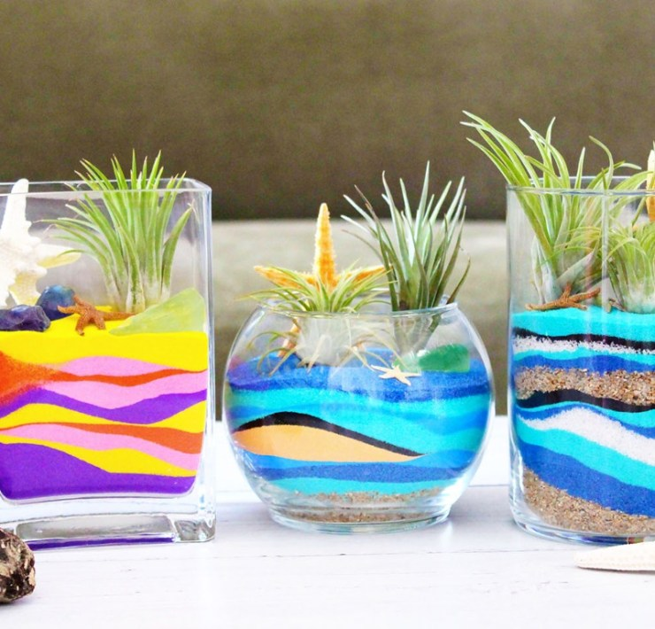 Easy crafts, 10 Easy Crafts That Anyone Could Do
