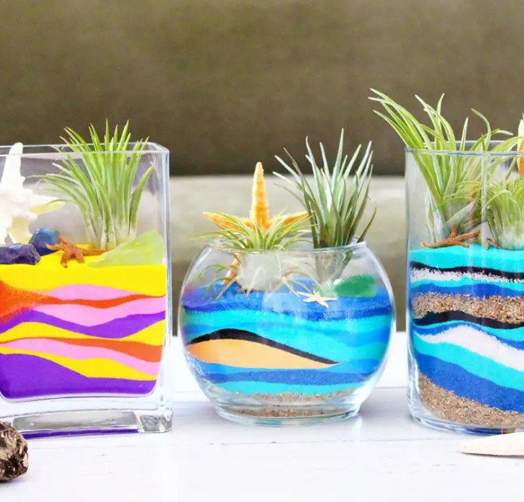 10 Easy Crafts That Anyone Could Do