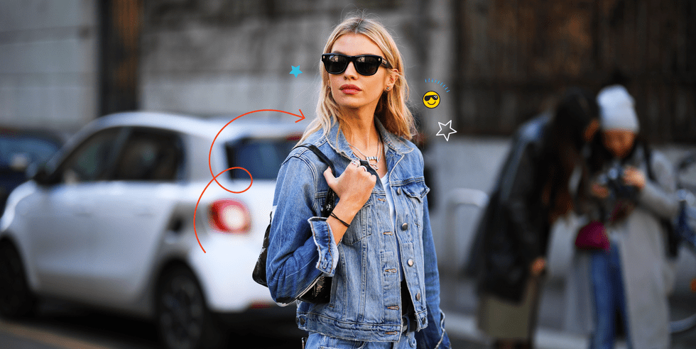 Best Jean Jackets, 18 of the Best Jean Jackets for Women Who L-O-V-E Denim