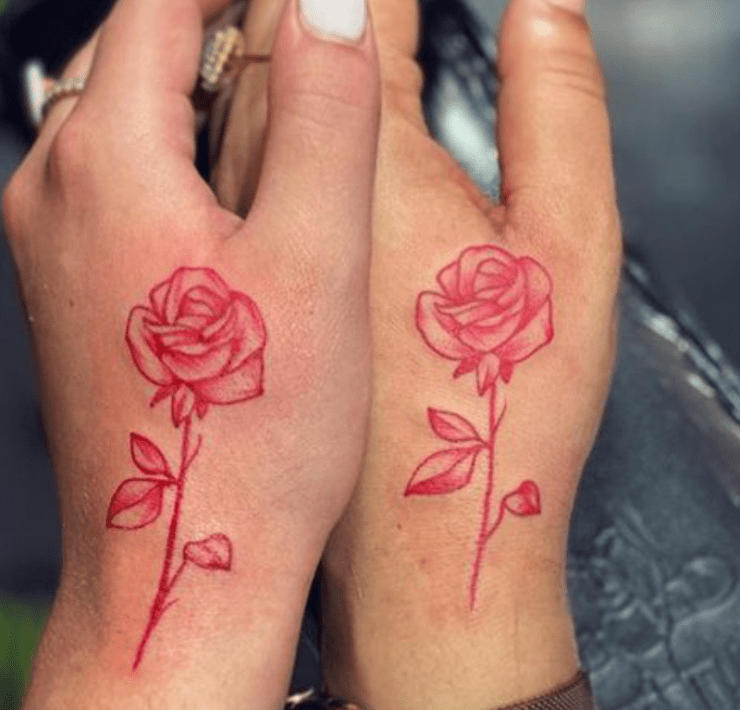 Rose Tattoo Ideas, 20 Rose Tattoo Ideas That Are Cute AF
