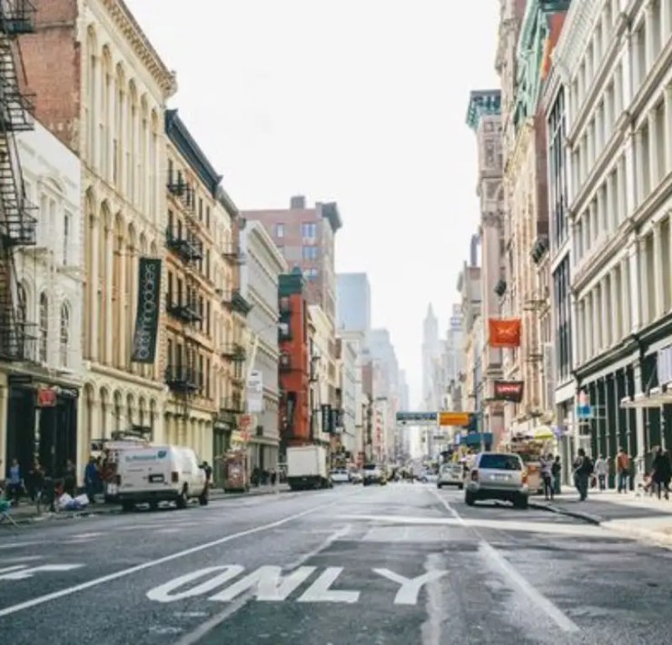 A Day in NYC: Soho Musts