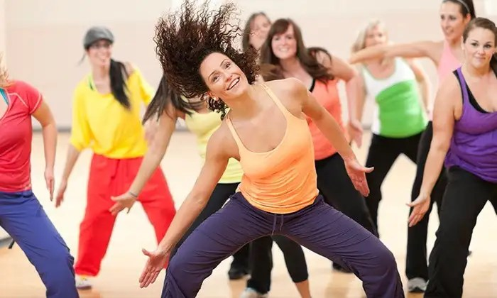 Morning Zumba That Will Put You In a Good Mood