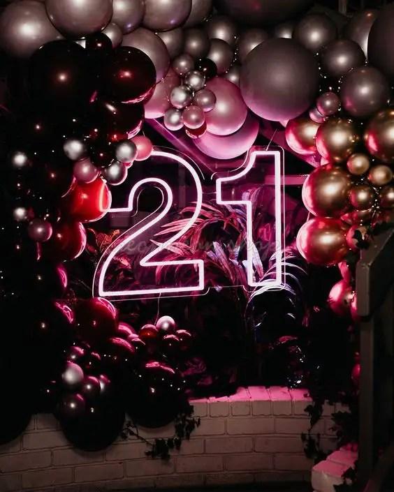 21 Ideas To Celebrate Your 21st Birthday Society19