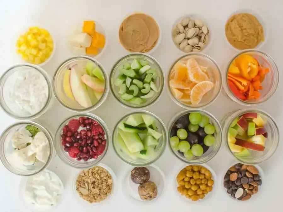 10 Healthy Snack Ideas You'll Wolf Down - Society19