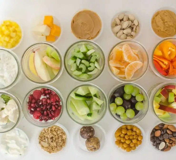 healthy snack, 10 Healthy Snack Ideas You'll Wolf Down