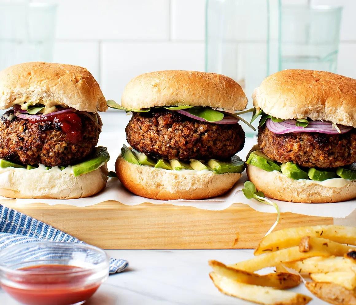 5 Ways To Make Veggie Burgers Taste Better