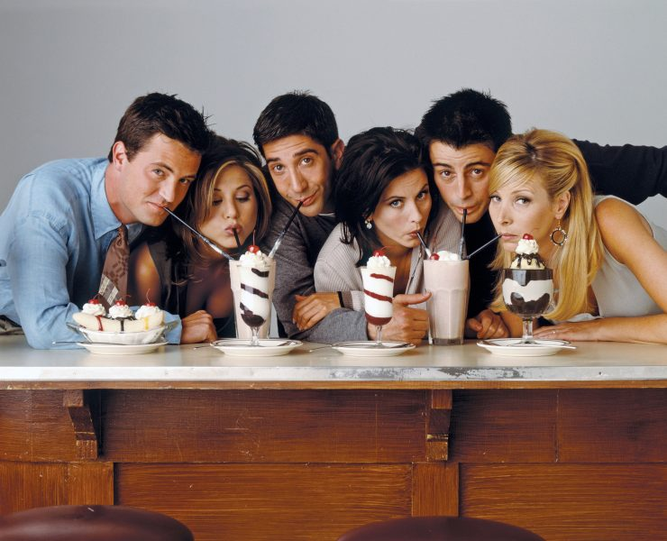 15 Episodes of Friends To Watch When You Need A Good Laugh
