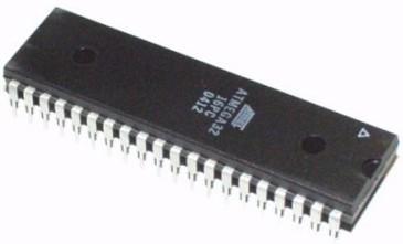 ATmega32 Microcontroller IC