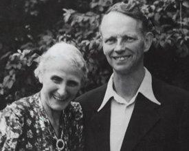 Kees Boeke and Betty Cadbury