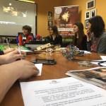 Presentación proyecto Minerva, con Alzheimer León y Sociograph