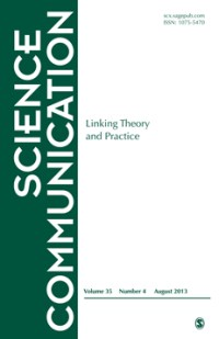 cover science communication