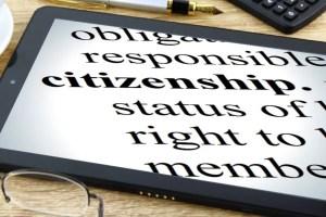 marshall views on citizenship