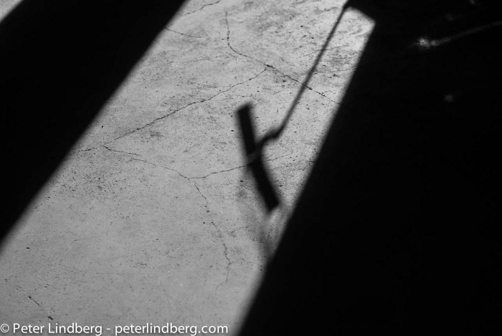 In no-ones shadow
