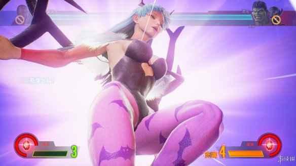 《漫畫英雄VS卡普空:無限》圖文評測:世界再次相撞 :: 遊戲評測 - SocksCap64