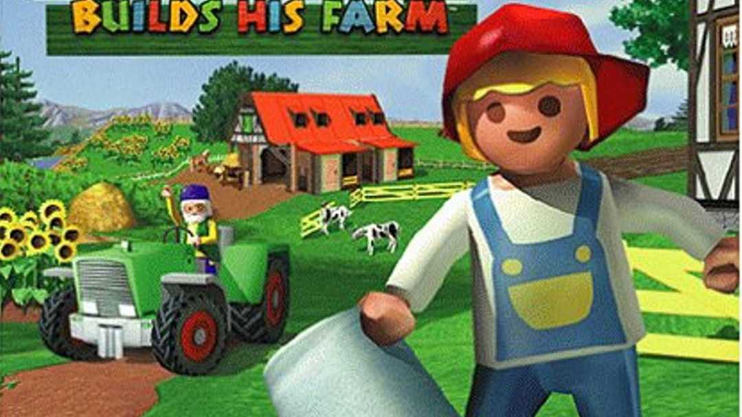 Image result for alex builds his farm