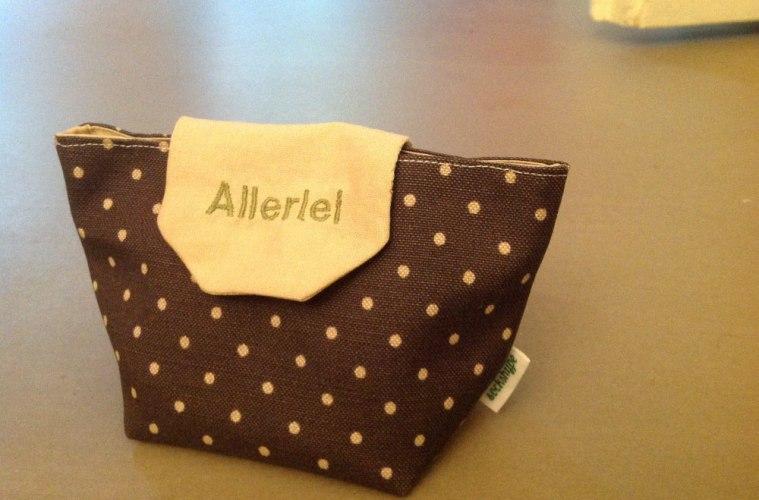 tasche Tasche Allerlei – step by step