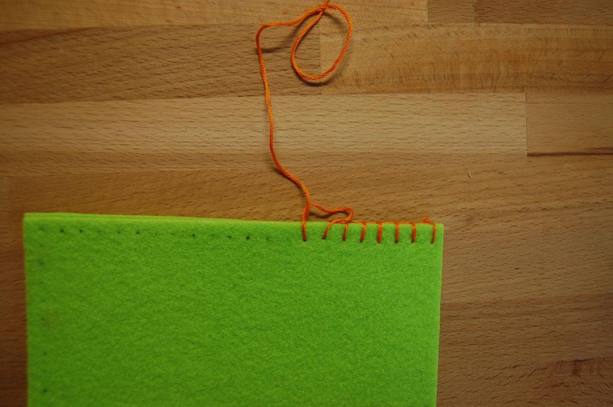 Filzetui für Strick- und Häkelnadeln auf sockshype aufbewahrung DIY Aufbewahrung für Strick- und Häkelnadeln