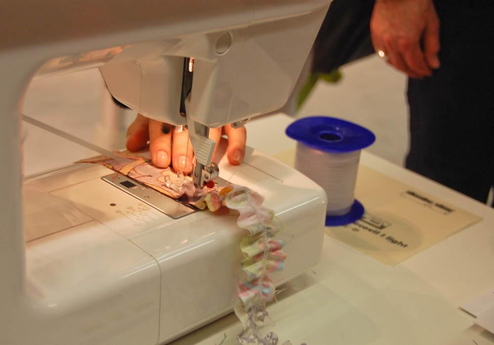 Der Handarbeits-Boom: Nähen ist einer der beliebtesten Handarbeiten Handarbeits-Boom Der Handarbeits-Boom hält an