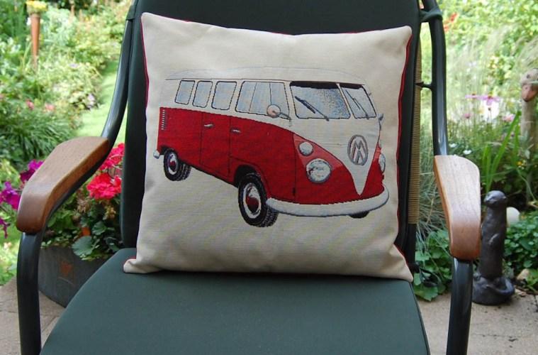 VW-Bus VW-Bus Kissen für den VW-Bus-Fan
