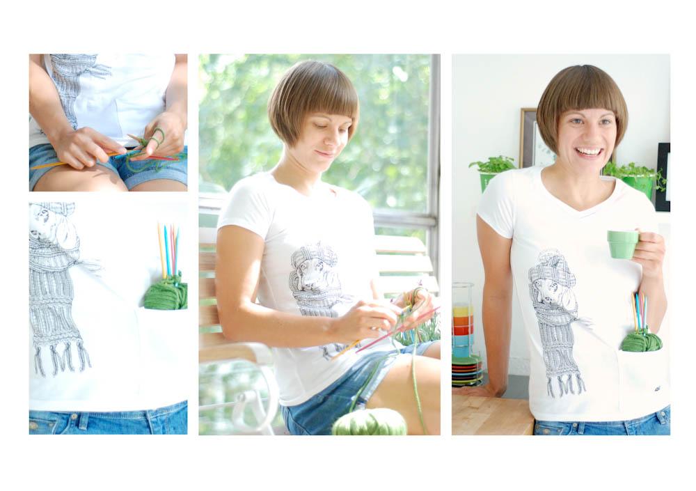 Stricker-Shirts von Addis Strick-Shirts <b>Strick-Shirts</b> - praktische Neuheit aus dem Hause addi