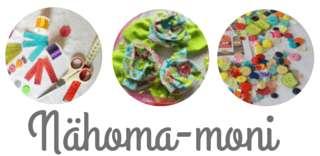 Nähoma Moni Logo selber nähen 10 kostenlose Anleitungen: Geschenke selber nähen