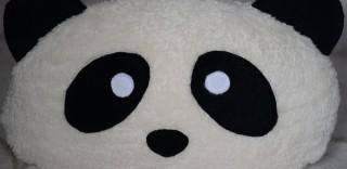 Pandakissen selber nähen 10 kostenlose Anleitungen: Geschenke selber nähen