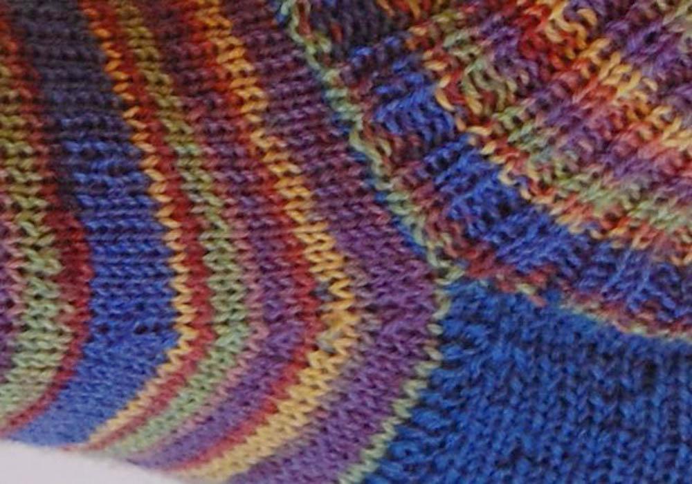 Socken stricken Anleitung Socken stricken Anleitung: Socken stricken in 7 Schritten