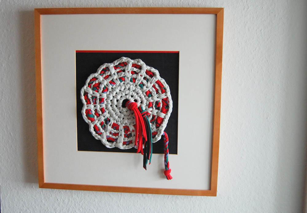 Dekoratives Bild fadenring häkeln Tipp: Fadenring häkeln, Magic Loop häkeln