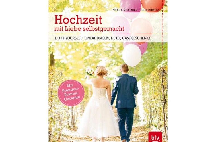 """verlosung Verlosung – """"Hochzeit – mit Liebe selbstgemacht"""""""
