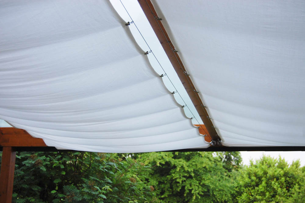 Sonnenschutz für die Terrassenüberdachung sonnenschutz für die terrassenüberdachung Sonnenschutz für die Terrassenüberdachung nähen