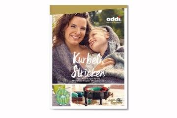 """Kurbeln statt stricken  Verlosung: addiExpress Kingsize Buch """"Kurbeln statt Stricken"""""""