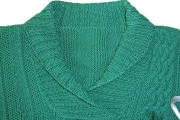Männerpullover stricken - Schalkragen männerpullover stricken Knitulators Männerpullover stricken mit Zopf und Schalkragen