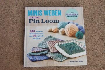 Buchbesprechung: Minis Weben mit dem Pin Loom von Florencia Campos Correa