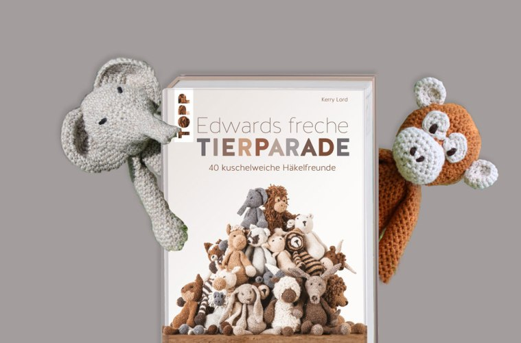 Edwards freche Tierparade Cover  Buchbesprechung: Edwards freche Tierparade von Kerry Lord