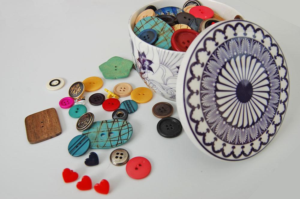 Knopfdose knopf Zugeknöpft – Der Knopf, Verschluss und Dekoration