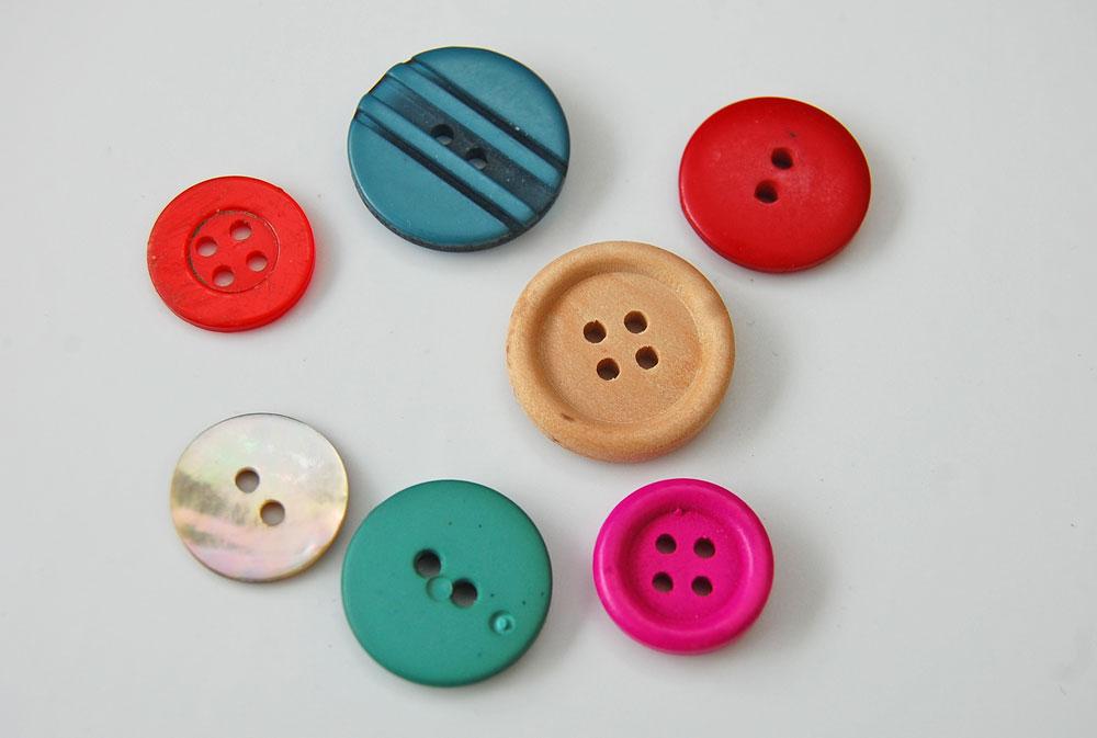 Lochknöpfe knopf Zugeknöpft – Der Knopf, Verschluss und Dekoration