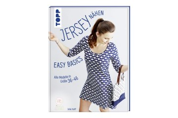 Jersey nähen Easy Basics Cover
