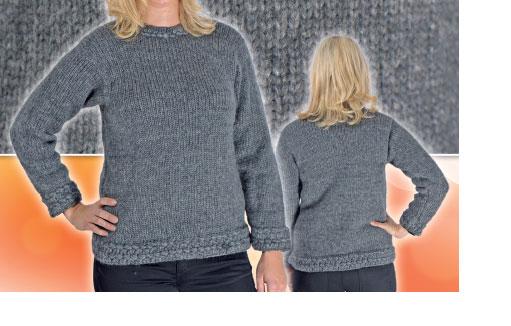 Studio Yarn - Pullover  Verlosung: Herrlich weiche Wolle von Studio Yarn