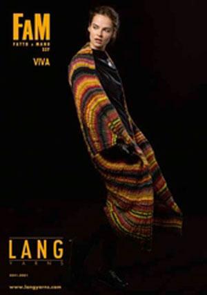 Lang Yarns Viva Strickheft lang yarns viva Verlosung: Garn LANG YARNS <i>Viva</i> und ein Strickheft