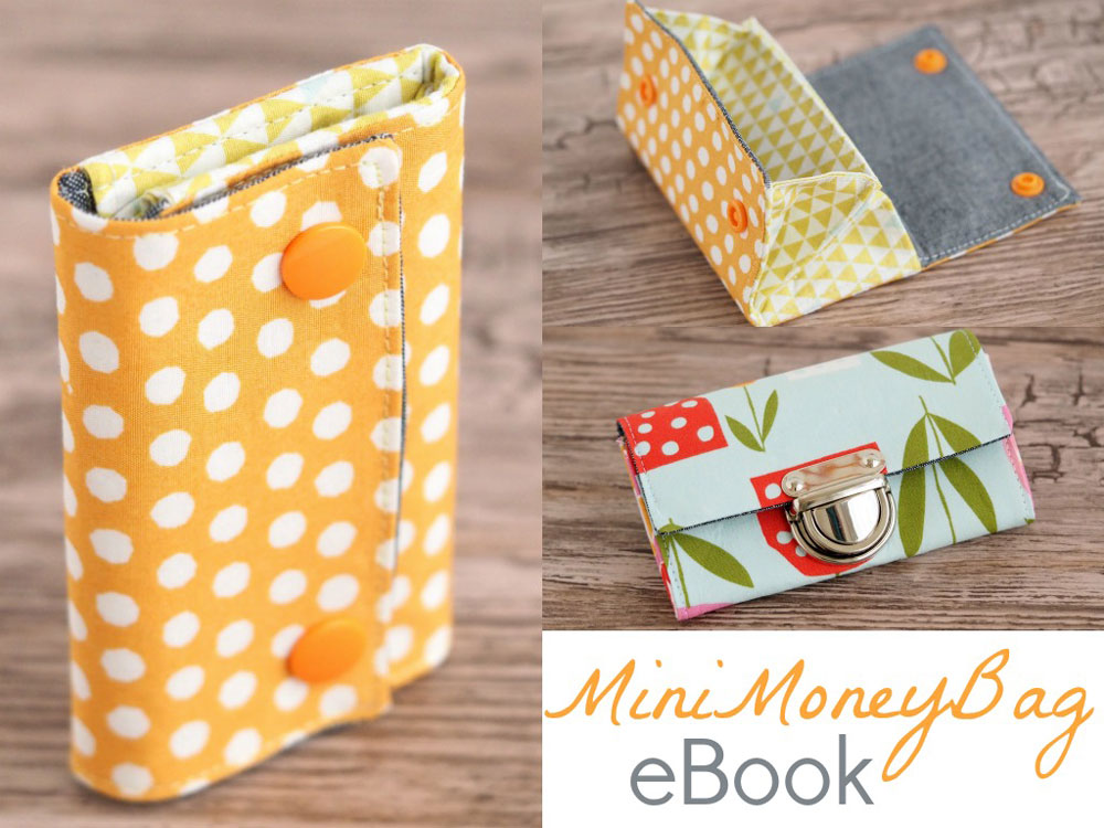 Verlosung - Ebook MiniMoneyBag - Keko-Kreativ  Verlosung: Taschen EBook <i>MiniMoneyBag</i> von Keko-Kreativ