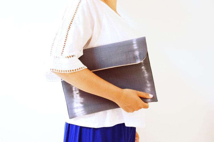 Geschenke nähen - Laptop-Tasche DIYMode  11 originelle Geschenke nähen mit kostenlosen Anleitungen
