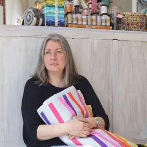 6 Köpfe – zwölf Blöcke - Dorthe Niemann  Quilt-Along 6 Köpfe – zwölf Blöcke – ein Interview mit den Organisatoren
