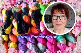 Monika Theile - Monis Farbenwahn - Titelbild